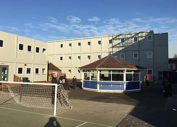Modular Building for School