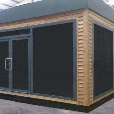 Bentley Modular Building