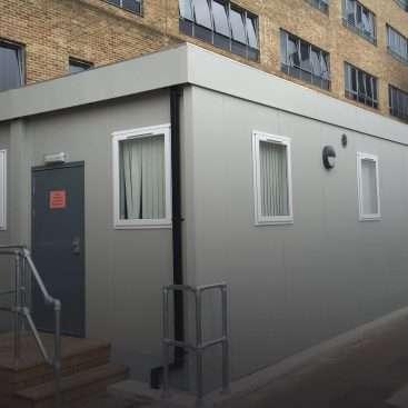 Modular Building for Hospital
