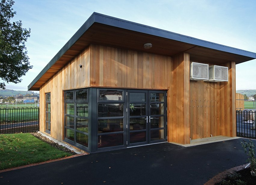 School Modular Building
